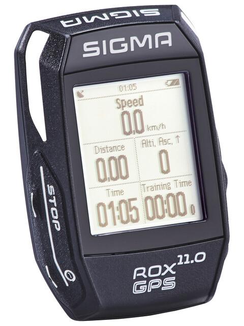 SIGMA SPORT ROX 11.0 GPS Fahrradcomputer Basic schwarz